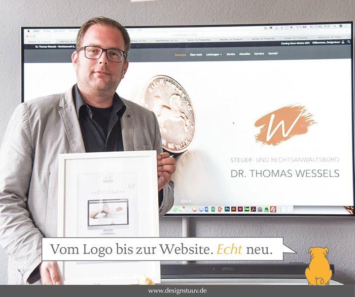 DESIGNSTUUV Werbeagentur GmbH & Co. KG   Dr. Thomas Wessels Aurich