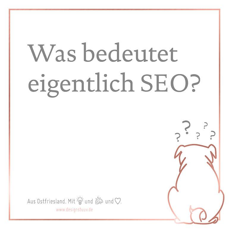 Designstuuv FAQ SEO