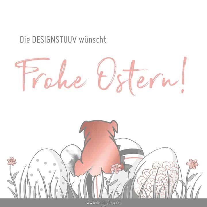 Designstuuv Frohe Ostern