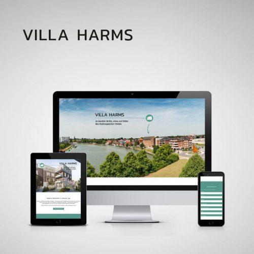 Villa Harms Referenz