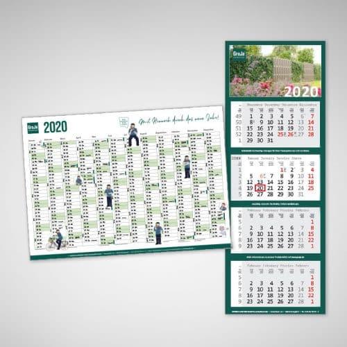 GroJa Kalender
