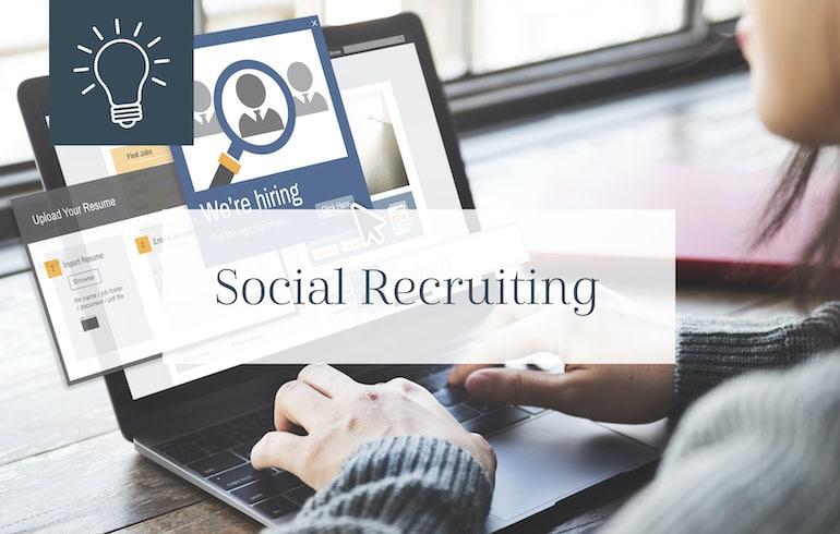 Blogbeitrag Social Recruiting