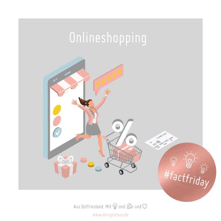 DESIGNSTUUV Onlineshopping Fact Friday