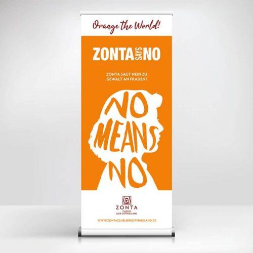 DESIGNSTUUV Referenzen Banner Zonta