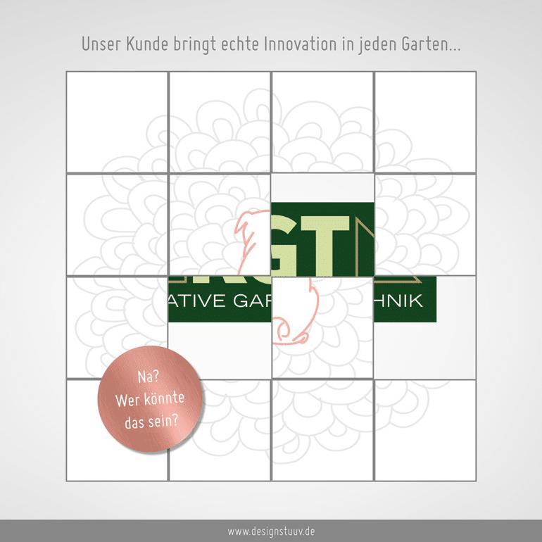 Designstuuv Puzzle Neuer Kunde