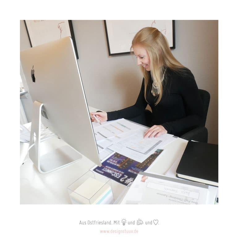 DESIGNSTUUV Mediengestalterin Lisa Stoehr
