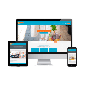 DESIGNSTUUV Referenzen Coronahilfe Ostfriesland Website