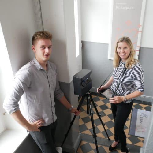 Designstuuv Matterport 3D Aufnahmen Susanne und Leon
