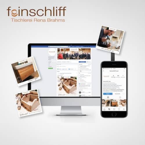 Designstuuv Referenzen TItelbild Feinschliff