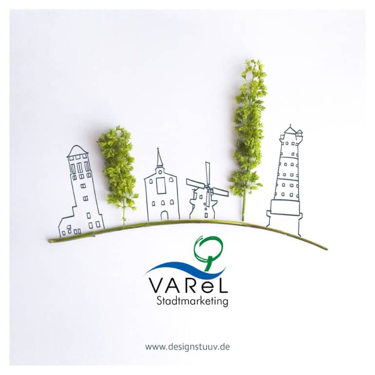 DESIGNSTUUV Varel Stadtmarketing