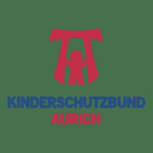 DESIGNSTUUV Referenzen Kinderschutzbund Aurich Engagement Logo