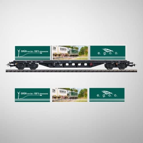 Designstuuv Referenzen Enercon Wagonbeschriftung Entwurf