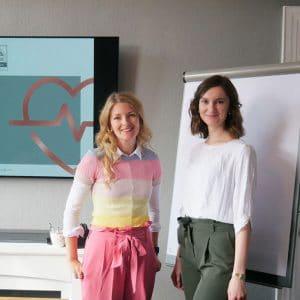 Designstuuv Veranstaltungen Katrin De Buhr und Julia Ortgies