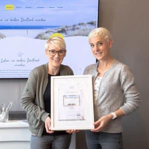 Designstuuv Zertifikat Seniorenwohnpark Nordlicht