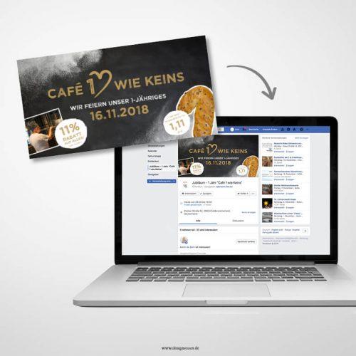 Designstuuv Referenzen Rector Facebook Veranstaltung Titelbild