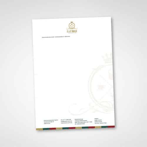 Kanzler Briefpapier