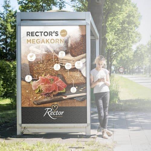 Designstuuv Referenzen Plakat Rector