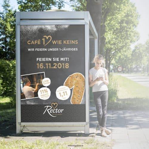 Designstuuv Referenzen Plakat Rector 3