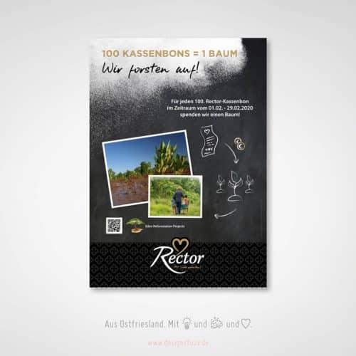 Designstuuv Referenzen Plakat Rector 2