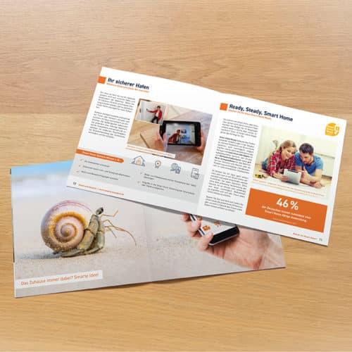 Designstuuv Referenzen Image-Broschüre Schuet Duis