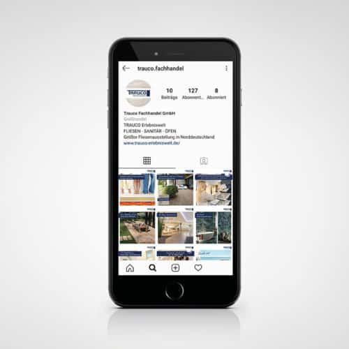 Designstuuv Referenzen Trauco Instagram