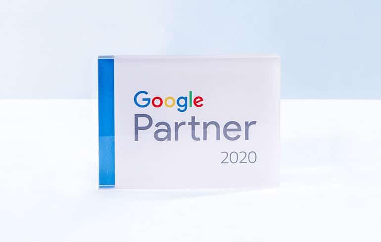 Google Partner | DESIGNSTUUV