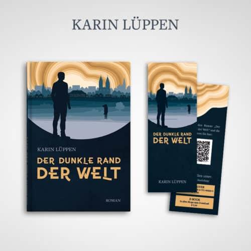 Designstuuv Referenz Buchcover Karin Lüppen
