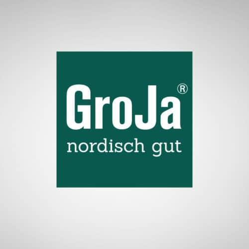 Designstuuv Logogestaltung GroJa