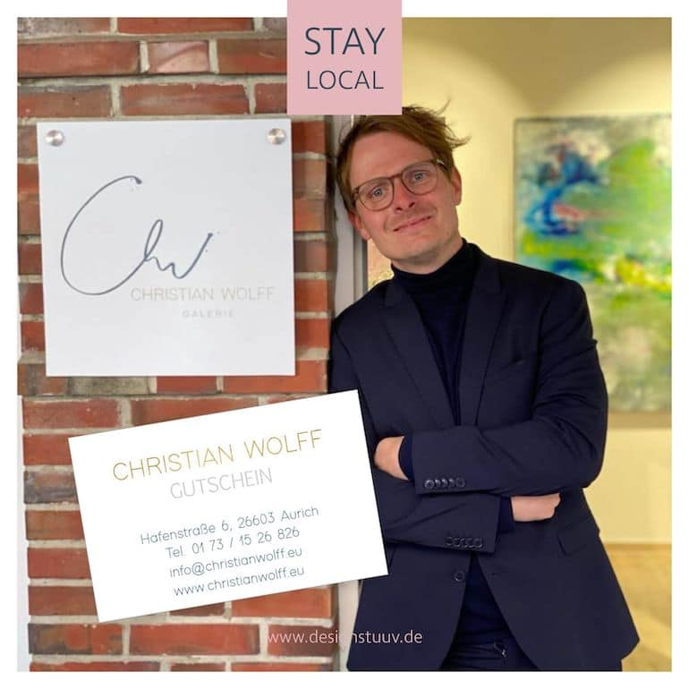 Gutscheine Christian Wolff Designstuuv Stay Local