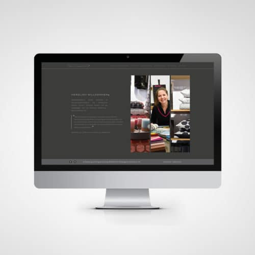 Designstuuv Werbeagentur Referenz Wohnfühlung Website