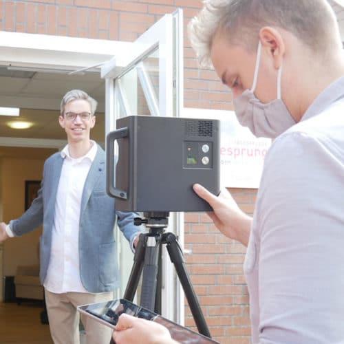 Designstuuv Werbeagentur Referenz Ambulante Tagespflege Andreas Ubben 3D-Rundgang