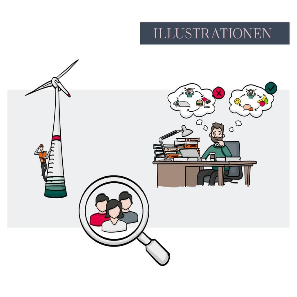 Enercon Magazin Post Werbeagentur