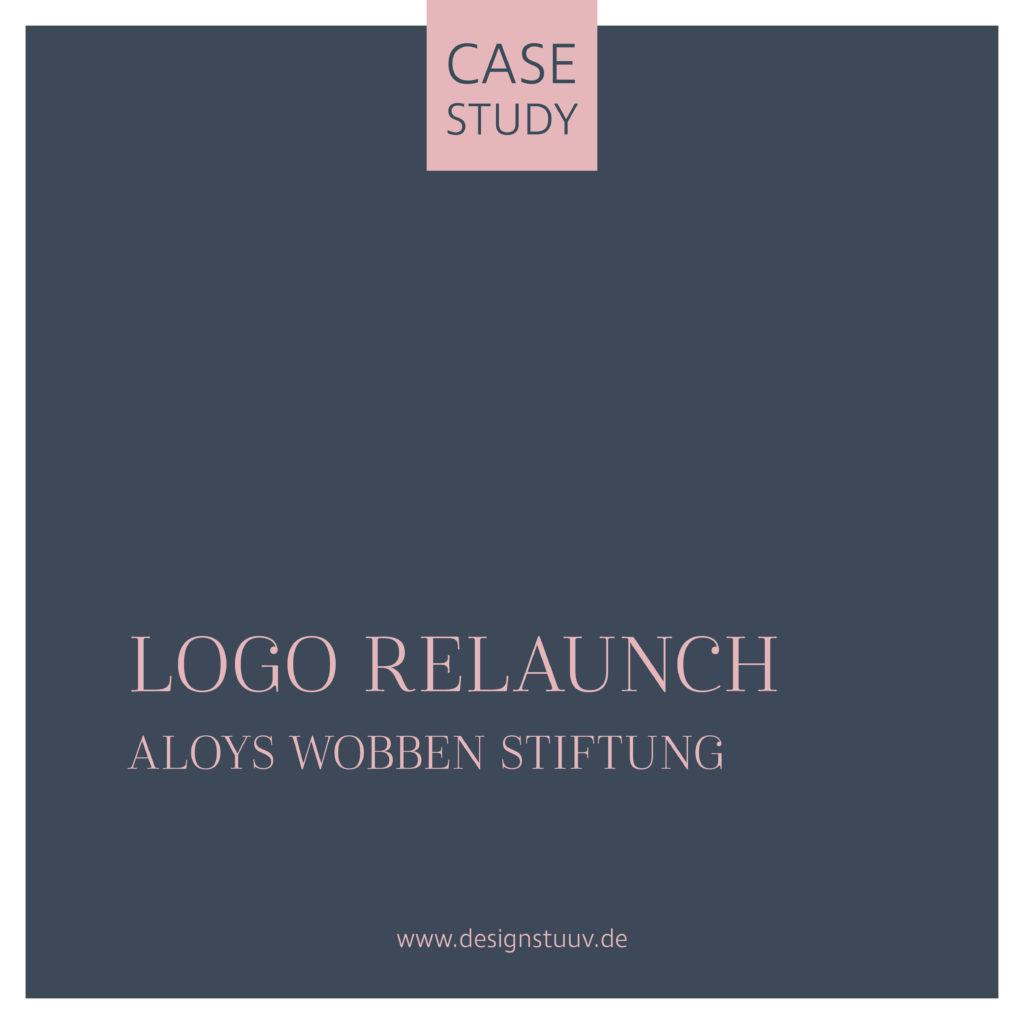 Wobben Case Logo Relaunch