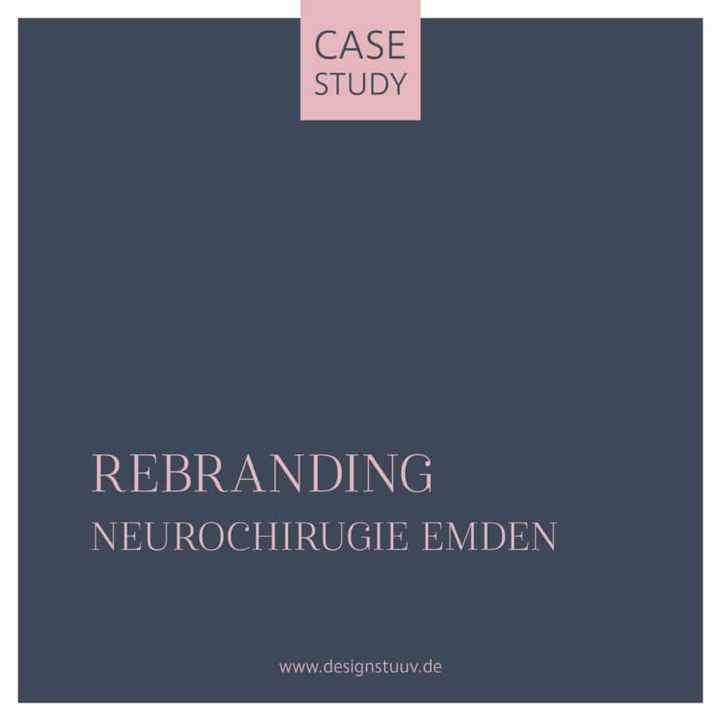 Rebranding Neurochirugie Emden Case Study