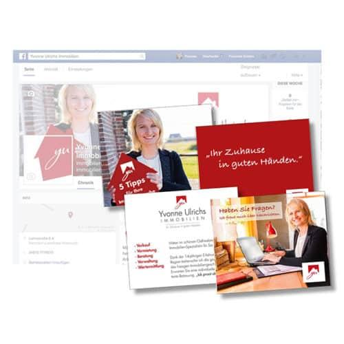 Yvonne Ulrichs Social Media Konzeption