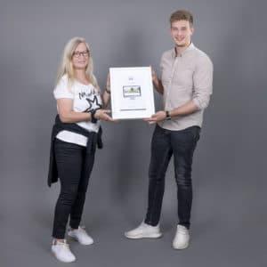 Designstuuv Zertifikat Traumferien Ostfriesland
