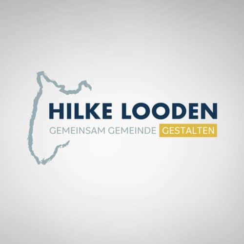 Designstuuv Referenzen Hilke Looden Logo