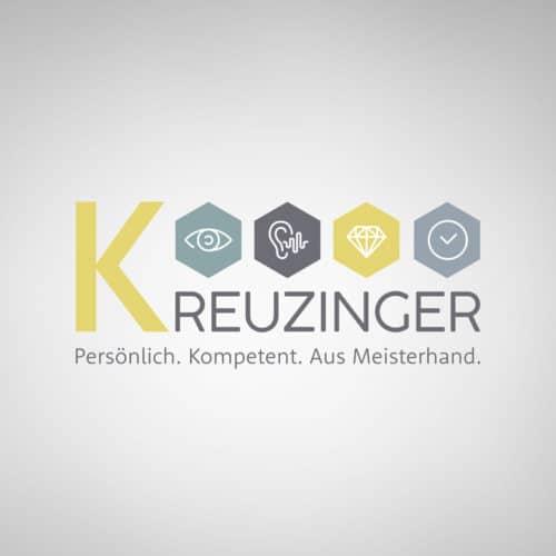 Designstuuv Referenzen Kreuzinger Logo