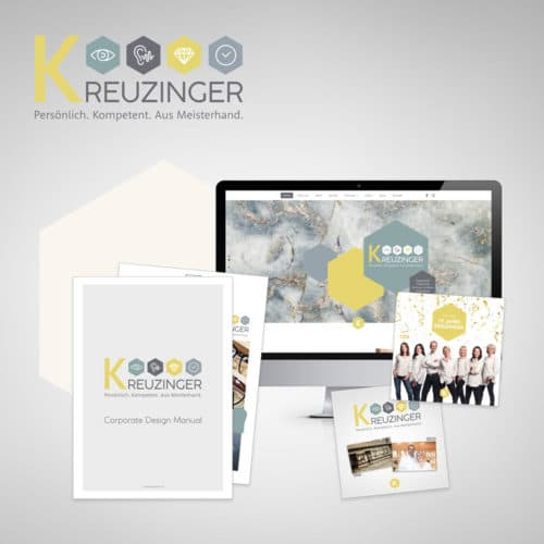 Designstuuv Referenzen Kreuzinger Startbild