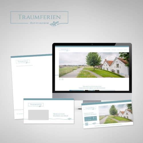 Designstuuv Referenzen Traumferien Ostfriesland