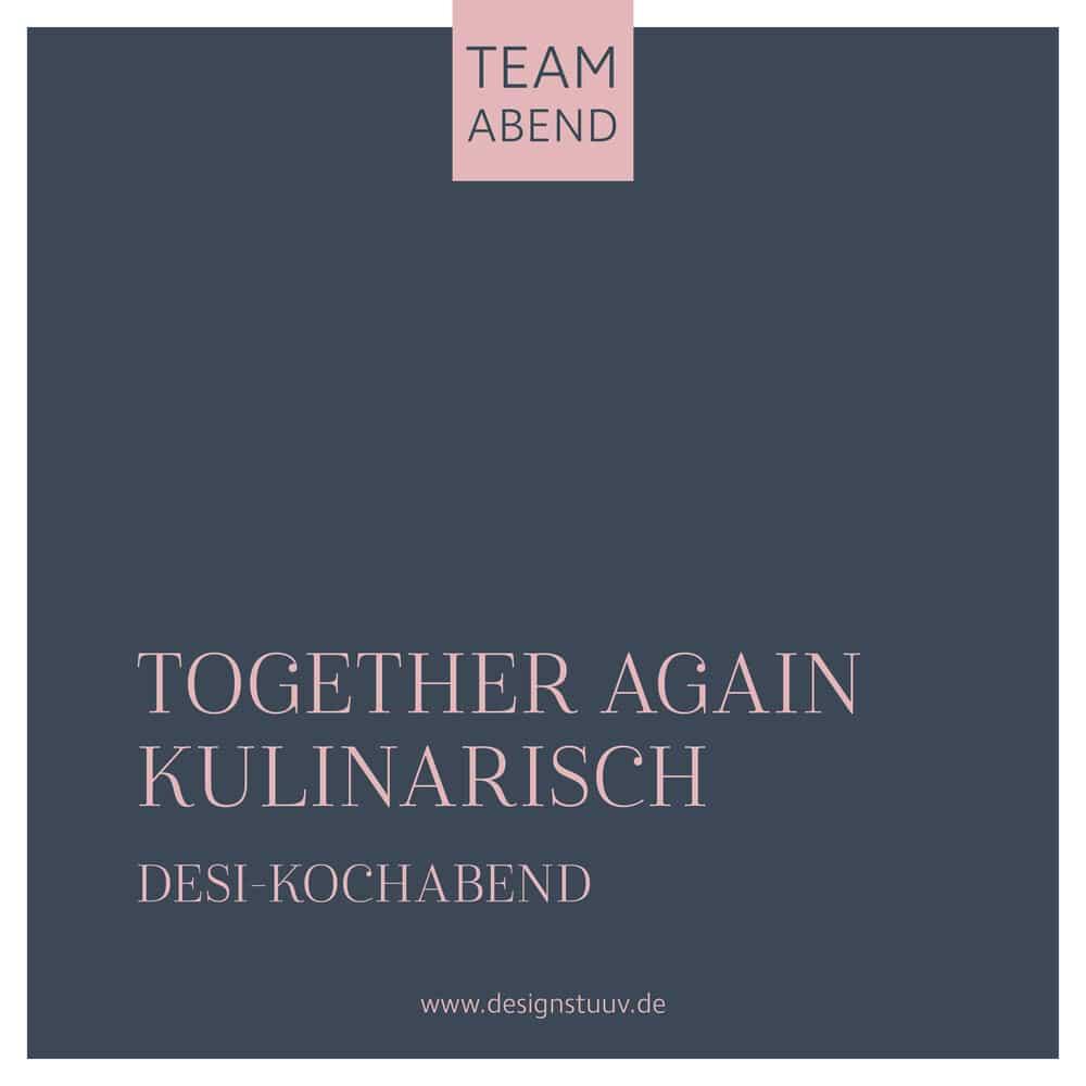 Together again Teamabend 2021