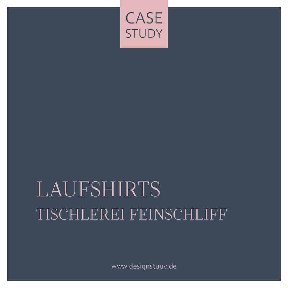 Tischlerei Feinschliff Rena Brems laufshirts Sponsorenlauf