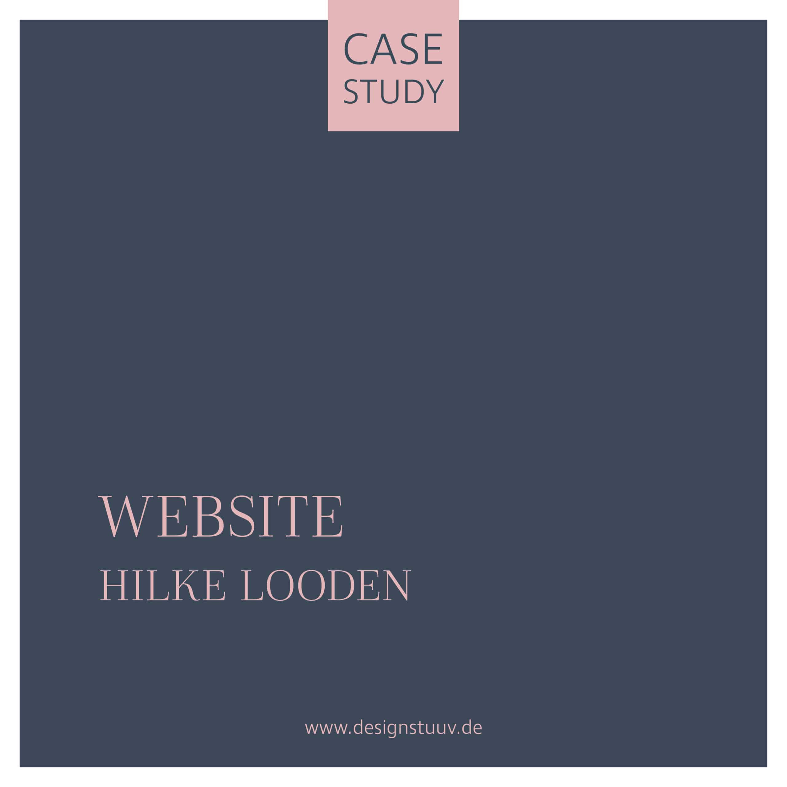 Website Hilke Looden
